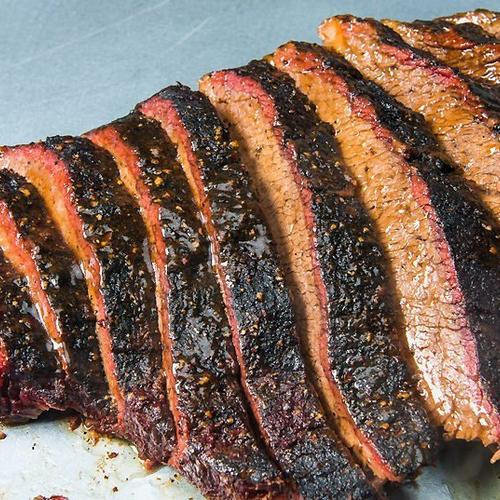 Smoked Longhorn Brisket Recipe Traeger Grills