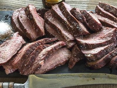 Smoked Tri-Tip Recipe