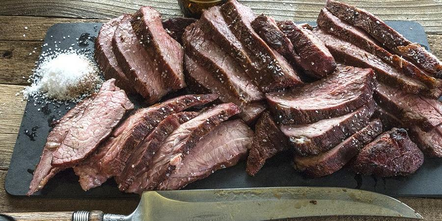 image of Smoked Tri-Tip