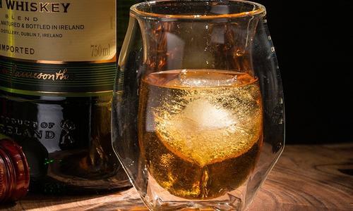 Smoked Cocktail Ice