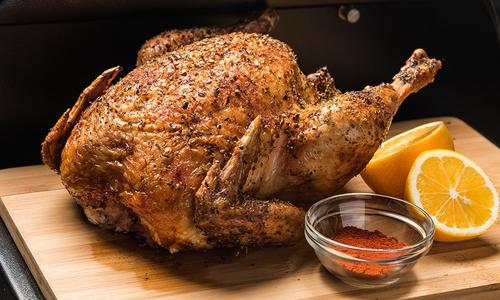 Smoked Portuguese Chicken