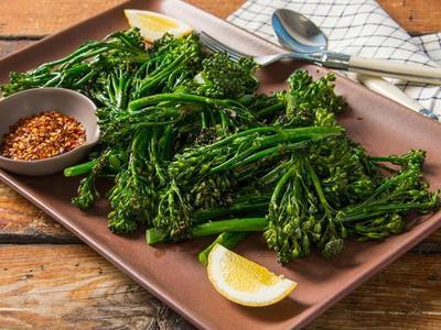 Grilled Broccoli Rabe Recipe