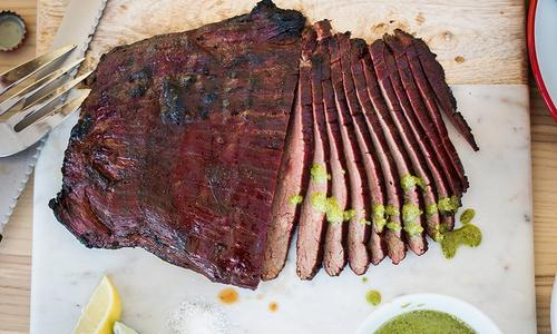 Smoke 'N Grill Flank Steak