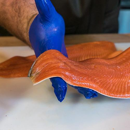 Smoked Salmon - Pitch the Plank