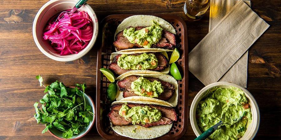 image of BBQ Brisket Tacos