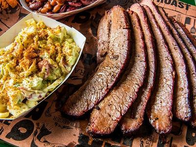Smoked Texas BBQ Brisket Recipe