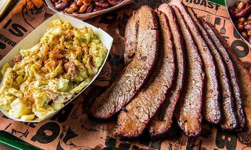Smoked Texas BBQ Brisket