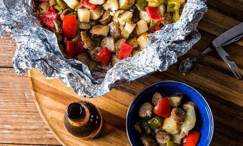 Roasted River Potatoes by Chef Timothy Hollingsworth