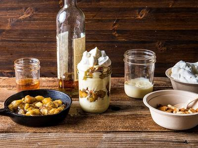 Smoked Banana Pudding Recipe