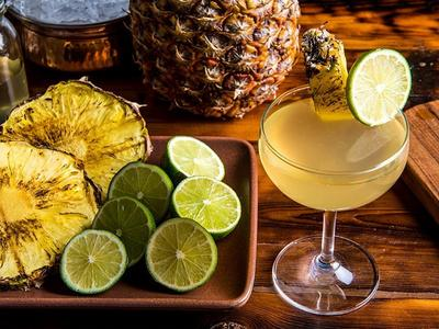Smoked Pineapple Hotel Nacional Cocktail By Jeffrey Morgenthaler Recipe
