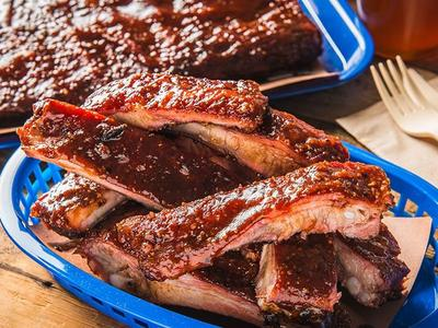 Competition Style BBQ Pork Ribs Recipe