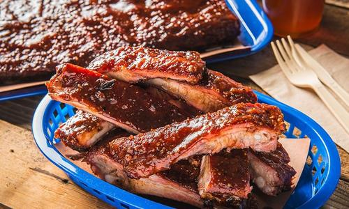 Competition Style BBQ Pork Ribs
