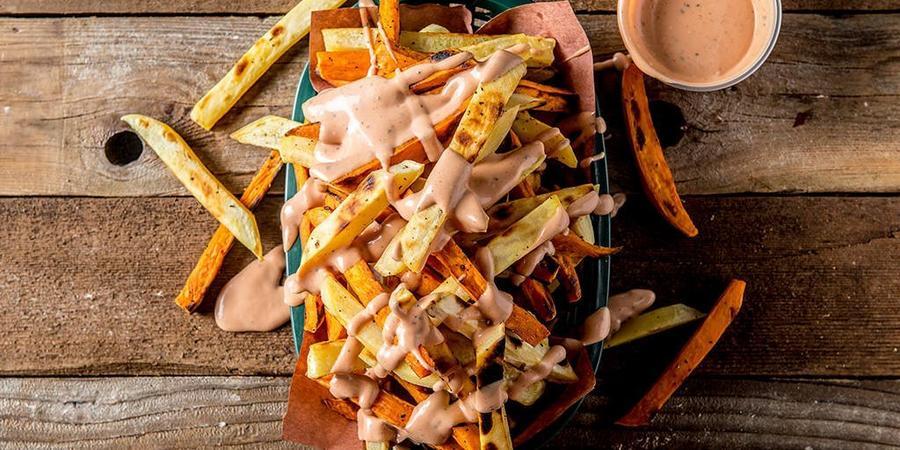 image of Roasted Sweet Potato Fries
