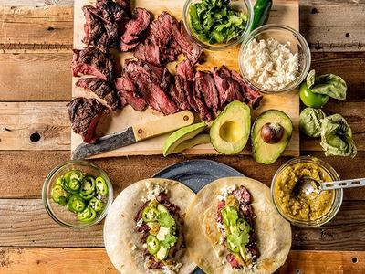 Smoked Venison Soft Tacos Recipe