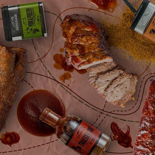 Sauces & Rubs Pairing Guide