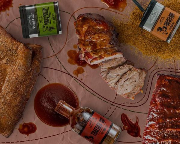 Sauces & Rubs Pairing Guideimage