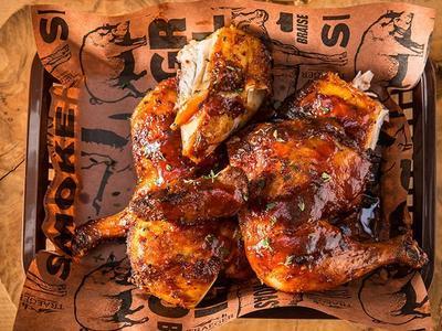 BBQ Spatchcocked Chicken Recipe