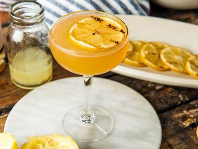 Smoke Screen Cocktail Recipe
