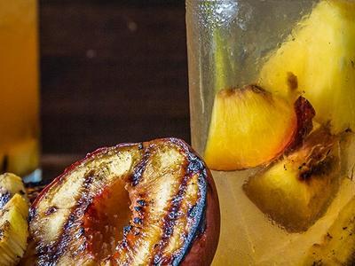 Traeger Grilled Tiki Cocktail