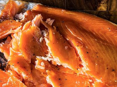 Traeger Smoked Salmon Recipe