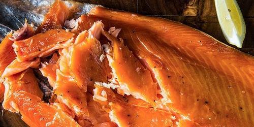 Traeger Smoked Salmon thumbnail