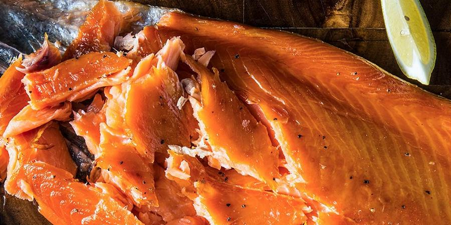 image of Traeger Smoked Salmon