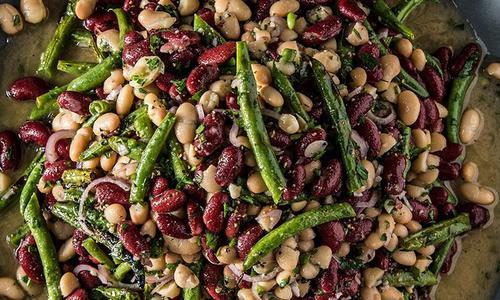 Smoked 3-Bean Salad
