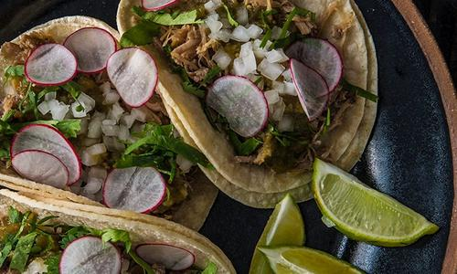 Braised Pork Carnitas