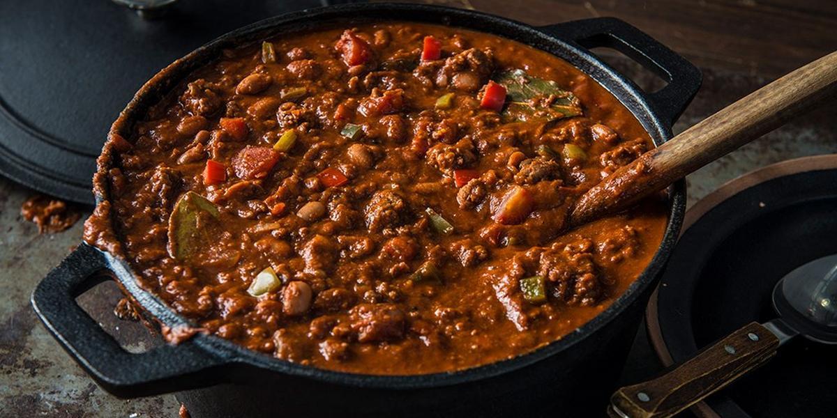 Classic Beef Chili Recipe Traeger Grills