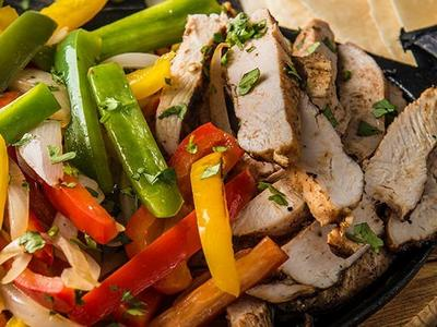 Grilled Chicken Fajitas Recipe