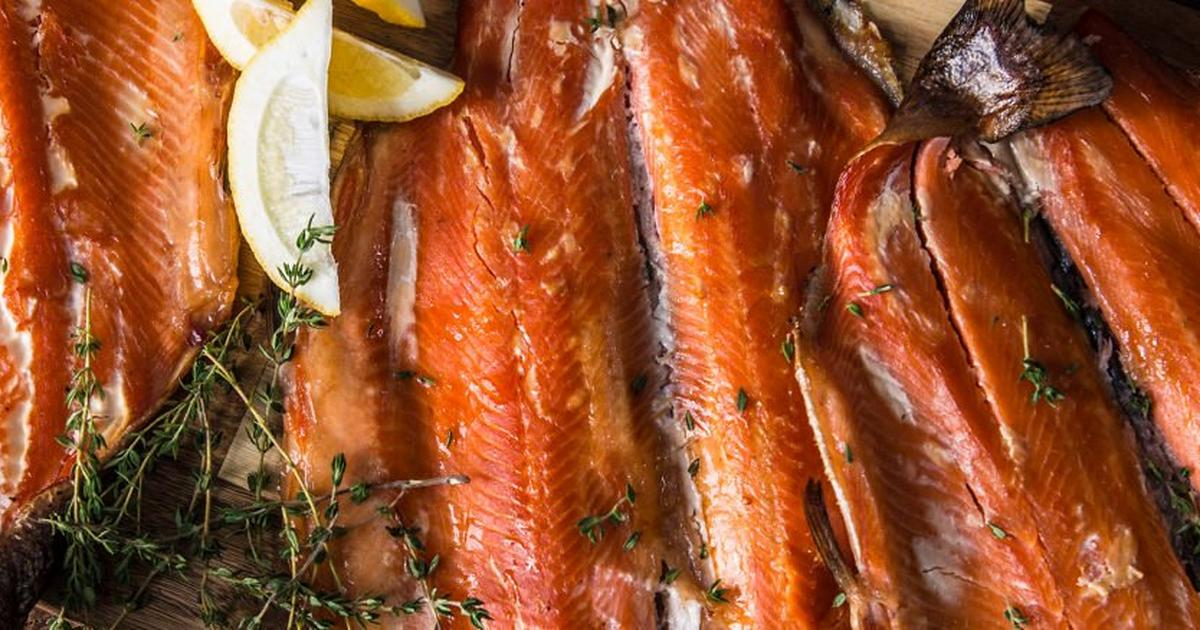 Smoked Trout Recipe Traeger Grills