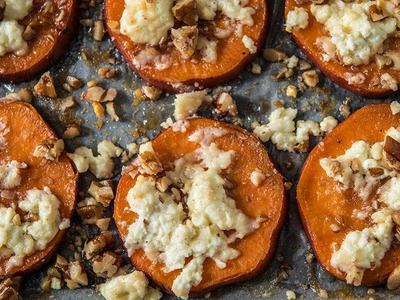 Baked Sweet And Savory Yams By Bennie Kendrick