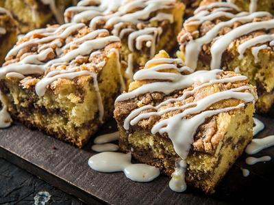 Baked Coffee Cake Recipe