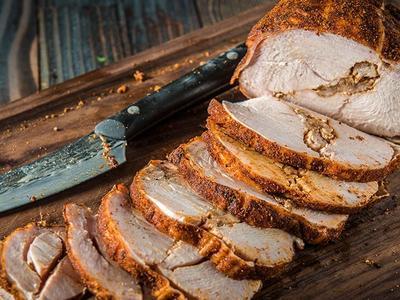 Smoked Wild Turkey Breast Recipe