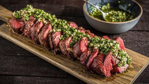 Roasted Beef Tenderloin with Gremolata Recipe by Amanda Haas thumbnail