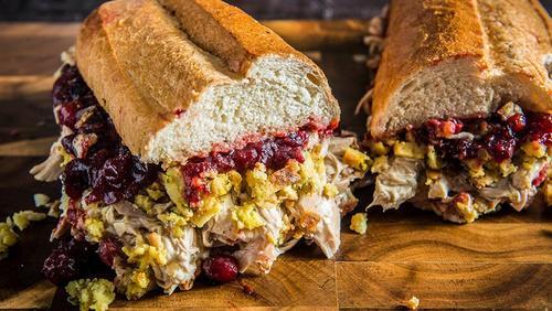 Ultimate Traeger Thanksgiving Sandwich thumbnail