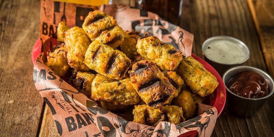 image of Baked Cauliflower Tots