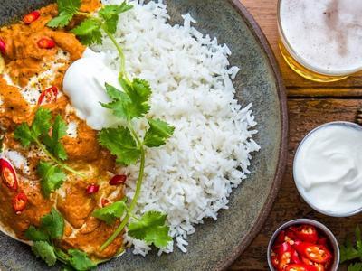 Smoked Chicken Tikka Masala Recipe
