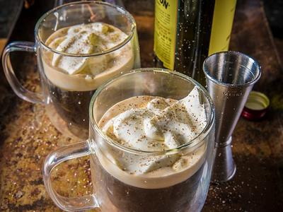 Smoked Irish Coffee Recipe