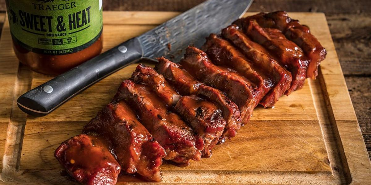 Traeger New York Strip Steak Recipe Traeger Grills