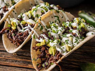 Braised Venison Shredded Tacos Recipe