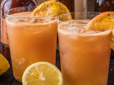 Traeger 'Que Cocktail Recipe