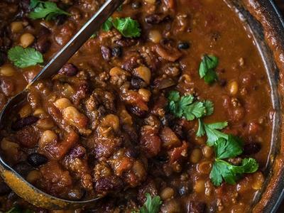 Smoked Venison Chili Recipe