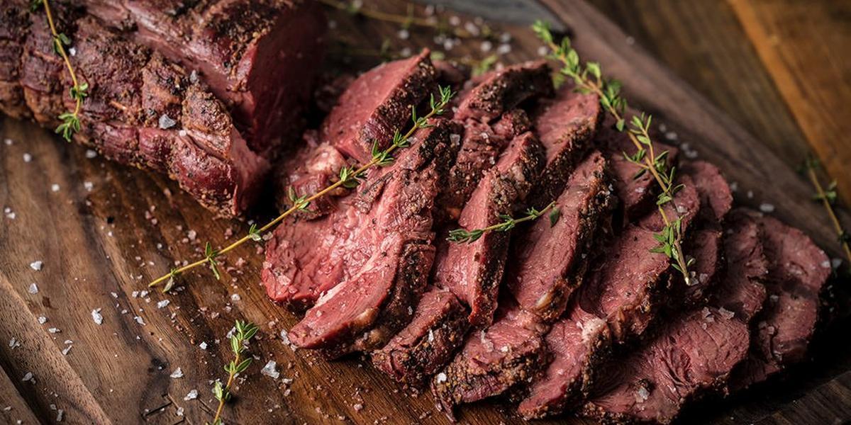 Smoked Peppered Beef Tenderloin Recipe Traeger Grills