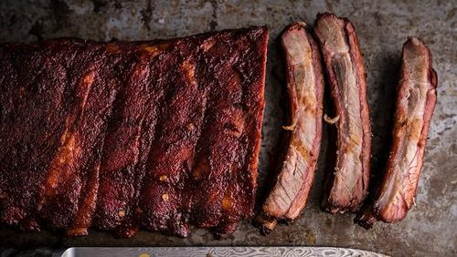 St. Louis BBQ Ribs Recipe thumbnail