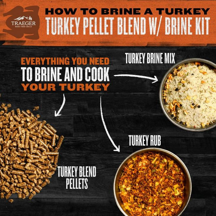 how to prep brine a turkey traeger grills brine a turkey traeger grills
