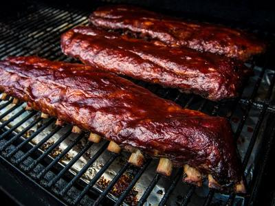 3-2-1 BBQ Baby Back Ribs Recipe
