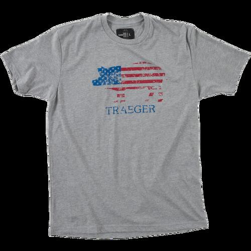 American Pig T-Shirt - 5XL