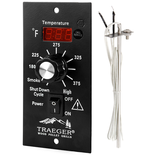 Traeger Elite Digital Controller