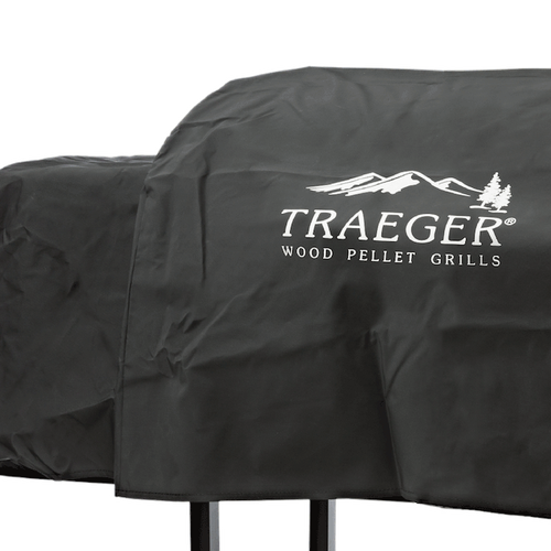image of Traeger Lil' Tex & Renegade Grill Cover
